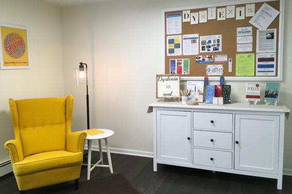 Dyslexia Resource Room