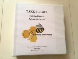 Academic Language Therapist Training | Take Flight | The Written Word Center for Dyslexia and Learning
