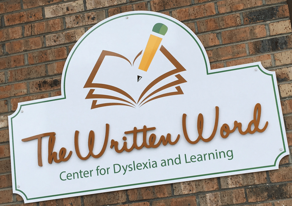 The Written Word Center for Dyslexia and Learning