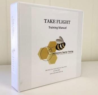Take Flight Training Manual | The Written Word