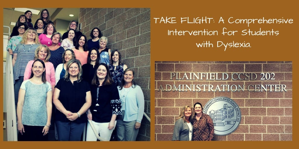 Reading Specialists | Take Flight | The Written Word