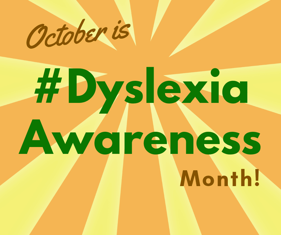 Dyslexia Awareness | The Written Word Center for Dyslexia and Learning