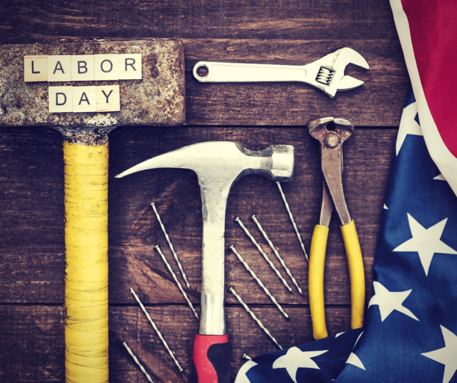 Happy Labor Day   The Written Word
