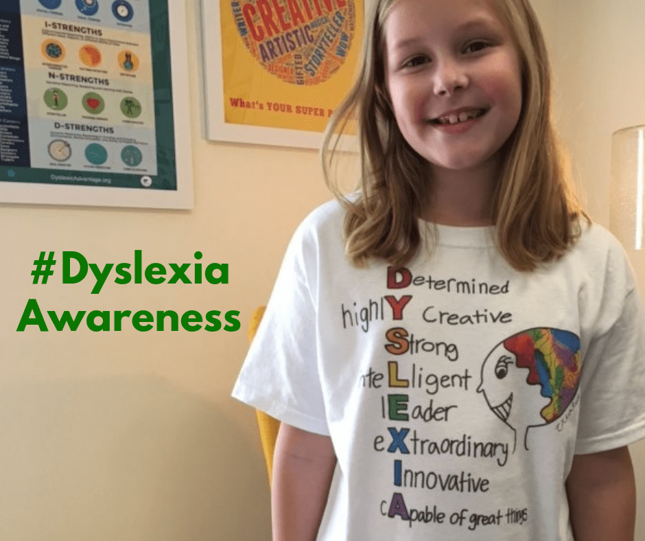 T-Shirt | Dyslexia Awareness | The Written Word Center for Dyslexia and Learning