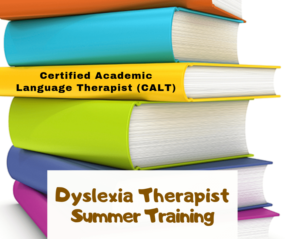 Dyslexia Therapist Training | Take Flight | The Written Word Center for Dyslexia and Learning