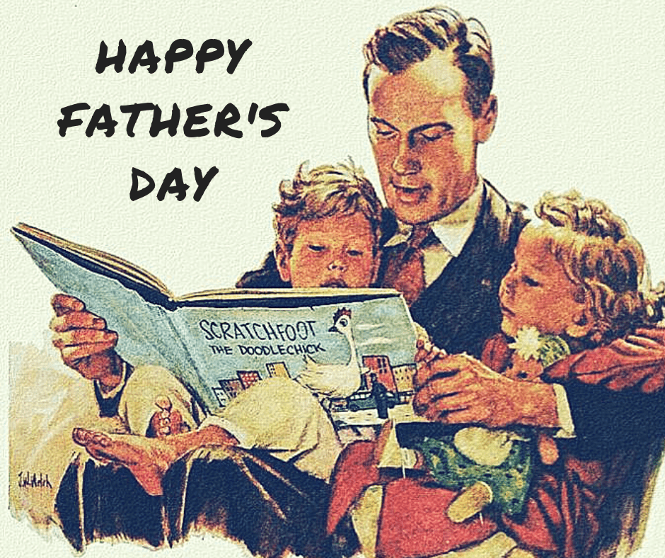 Happy Father's Day | The Written Word Center for Dyslexia and Learning