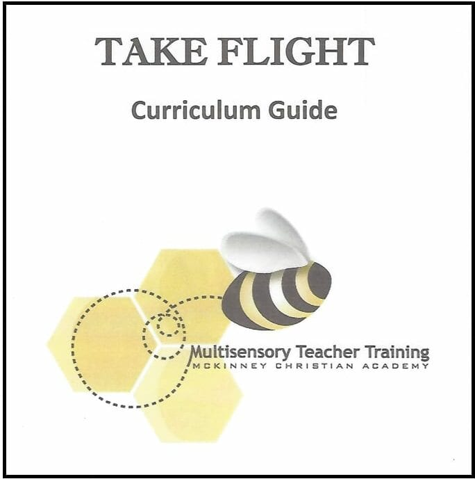 Take Flight Curriculum Guide | The Written Word Center for Dyslexia and Learning