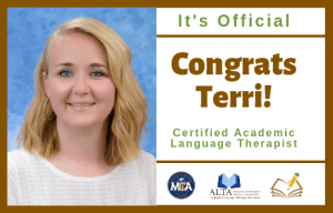 Terri | CALT | The Written Word Center for Dyslexia and Learning