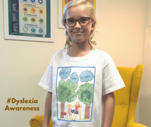 #DyslexiaAwareness | T-Shirts | The Written Word