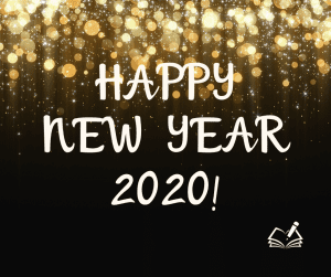Happy New Year | The Written Word