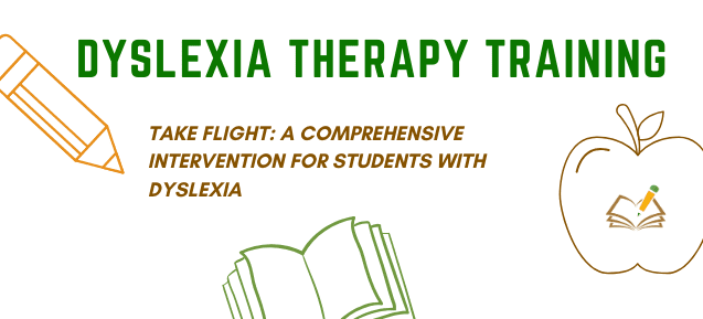Dyslexia Therapy Training | The Written Word