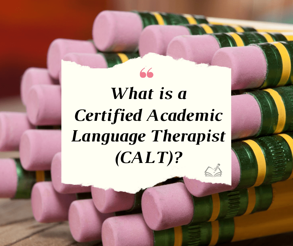 FAQs | What is a CALT? | The Written Word