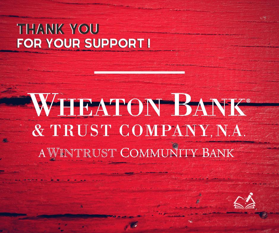 #DyslexiaAwareness   Wheaton Bank & Trust