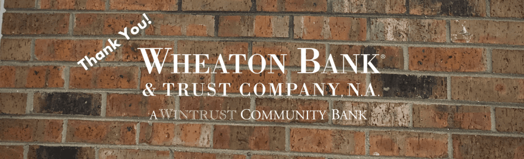 Wheaton Bank & Trust | The Written Word