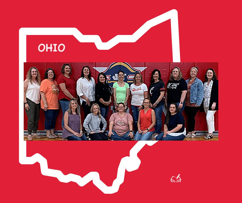 Take Flight | Ohio | The Written Word