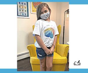 T-Shirt | Dyslexia Awareness | The Written Word